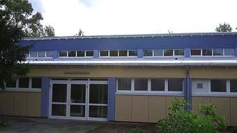 Sporthalle der Cretzschmarschule